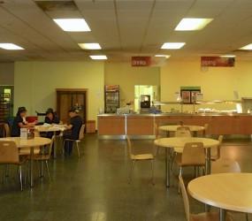 Restaurang, Dairy Crest, England
