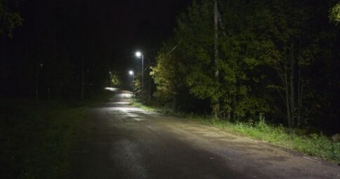Gång- & cykelväg, Sundsvall