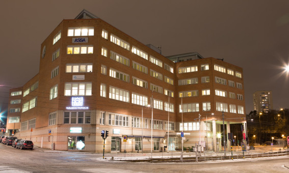 Fastigheten Syllen 4 får ny miljövänlig och energieffektiv belysning