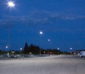 ICAs centrallager i Hacksta, Västerås