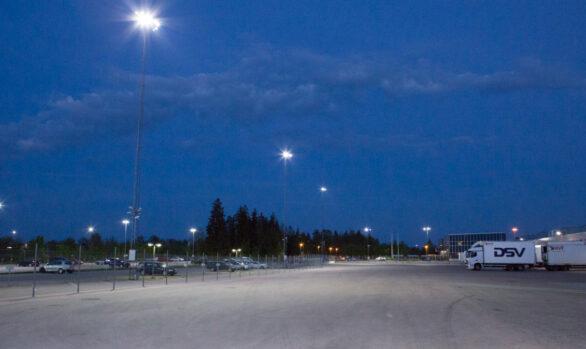 ICA's centrallager i Hacksta, Västerås