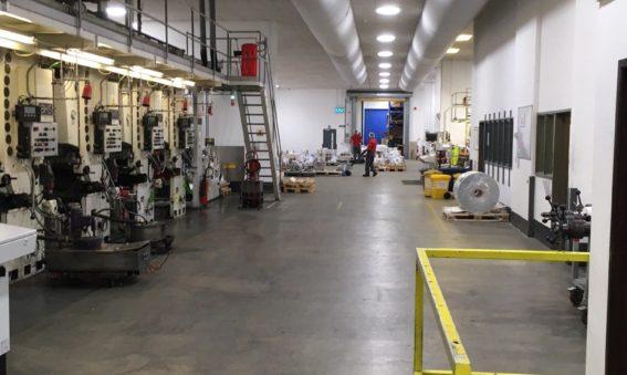 Världsledande förpackningstillverkare väljer LED för att nå sina miljömål