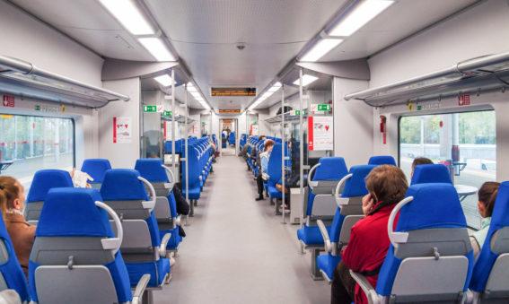 Moskva Metro satsar på LED som följer kroppens dygnsrytm