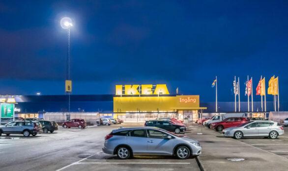 IKEA Örebro byter till Smart LED