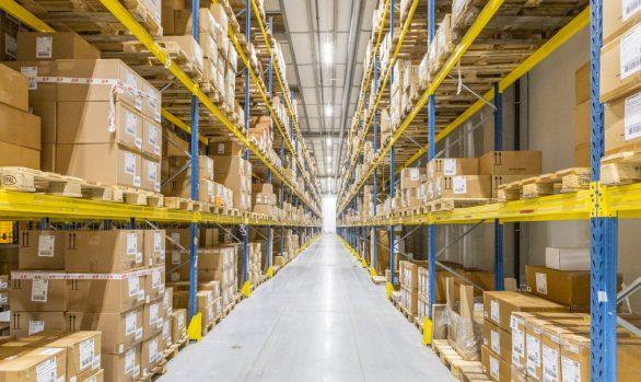 Kilenkrysset och H&M beslutade att använda vår Smart LED-belysningslösning