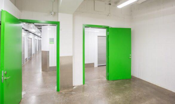 En grönare och ljusare värld hos Green Storage
