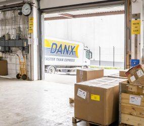 Bättre arbetsmiljö hos DANX Express
