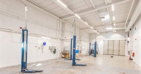 Värmdö Tekniska Gymnasium ökar synbarheten i verkstad