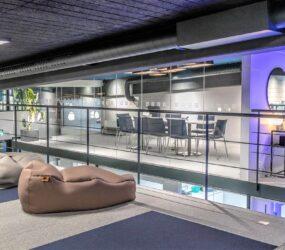 AllAkustik har skapat en trivsam kontorsmiljö för ökat välbefinnande