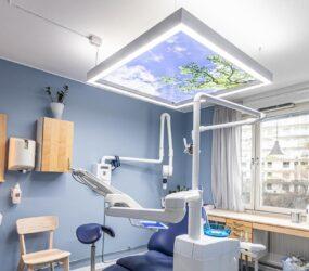Danderydstandläkarna ger patienter en naturskön behandlingsmiljö