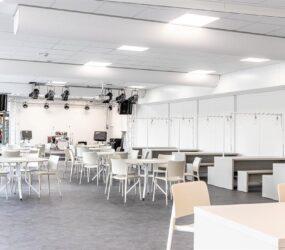 Nytt Campus i Örebro satsar på Smart LED